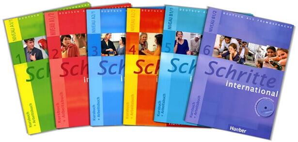 Libros de aprender Alemán en la Alianza Francesa