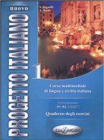 Libro para aprender italiano de la Alliance Francaise