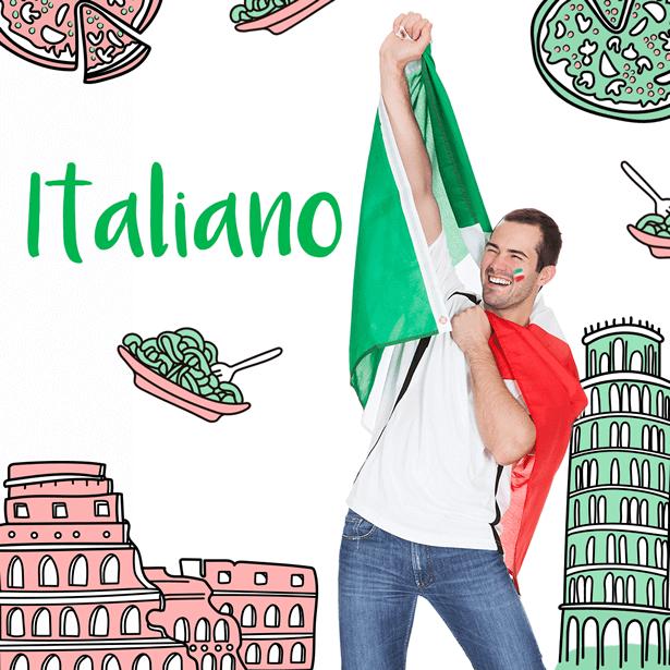 Cursos de Italiano en la Alliance Francaise