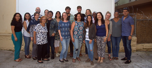 La Alliance Française cuenta con una amplia variedad de profesores de diversas nacionalidades incluyendo Francia.