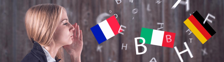 La Alianza Francesa ofrece servicios de traducción e interpretación