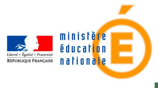 Estamos en alianza con el Ministerio de Educacion Nacional de Francia