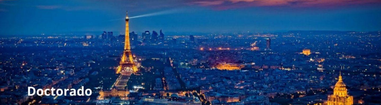 Completa tu tésis doctoral en Francia a través de nosotros y nuestra alianza con Campus France.