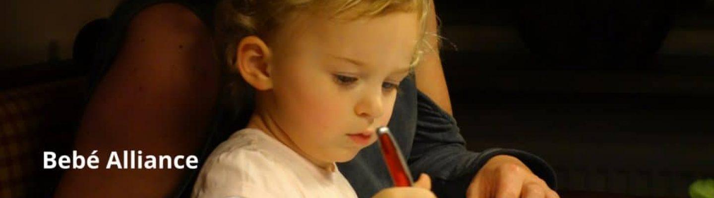 Clases de francés para toddlers en L'alliance française