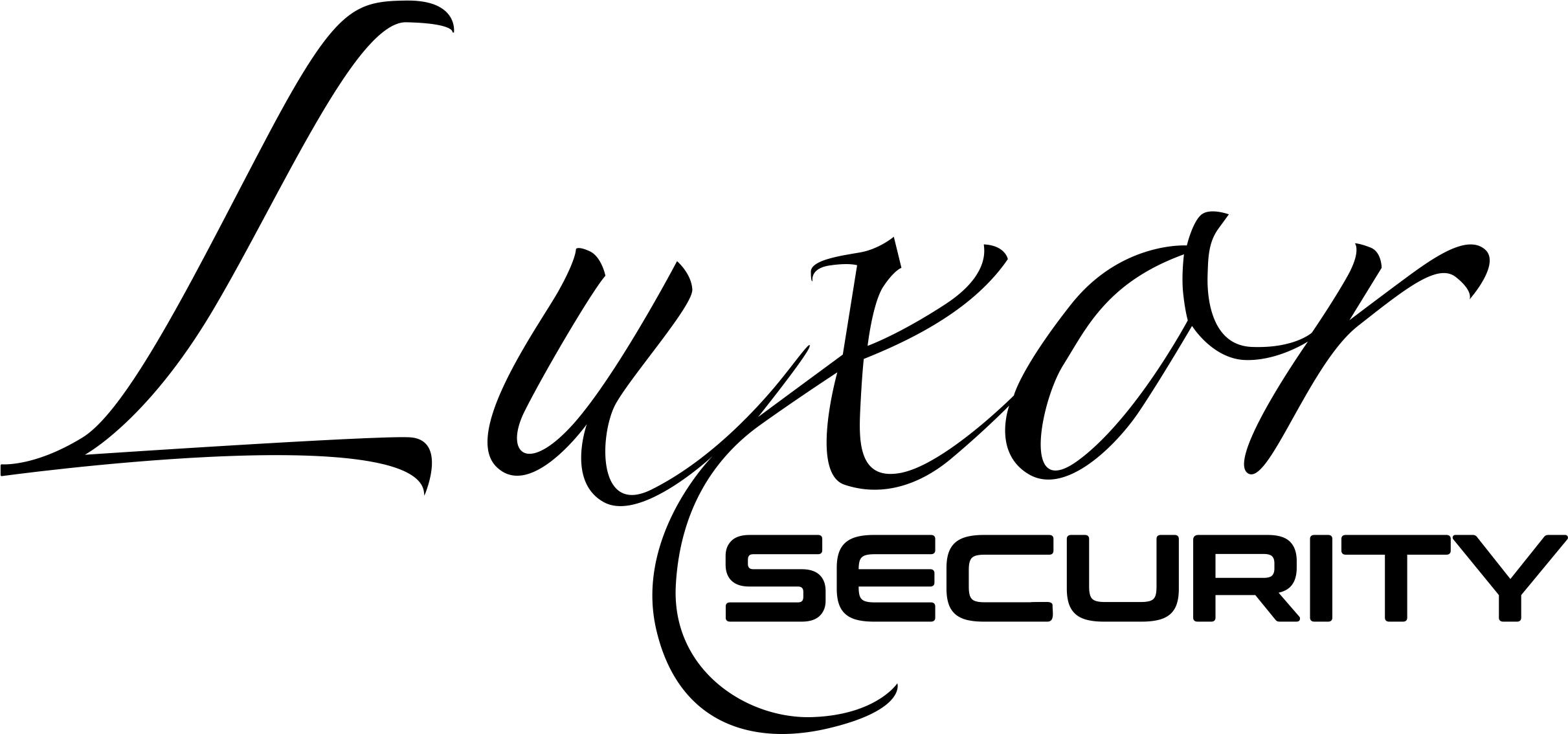 Auspiciadores – Luxor Security