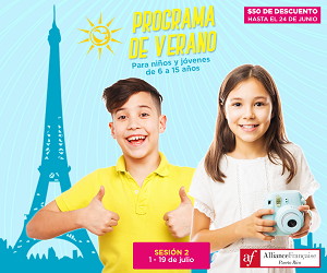 Programa de Verano_Sesión 2_Descuento_300 x 200
