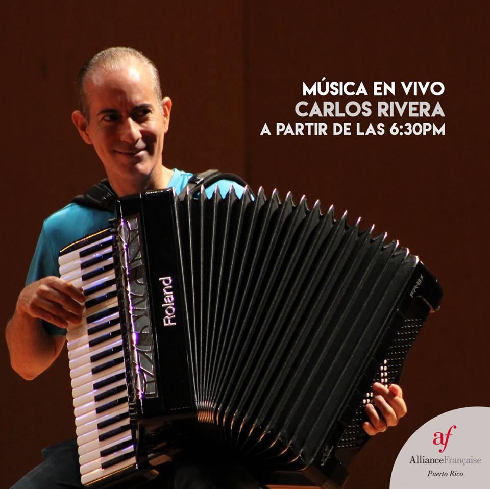 Carlos Rivera (Acordeón)