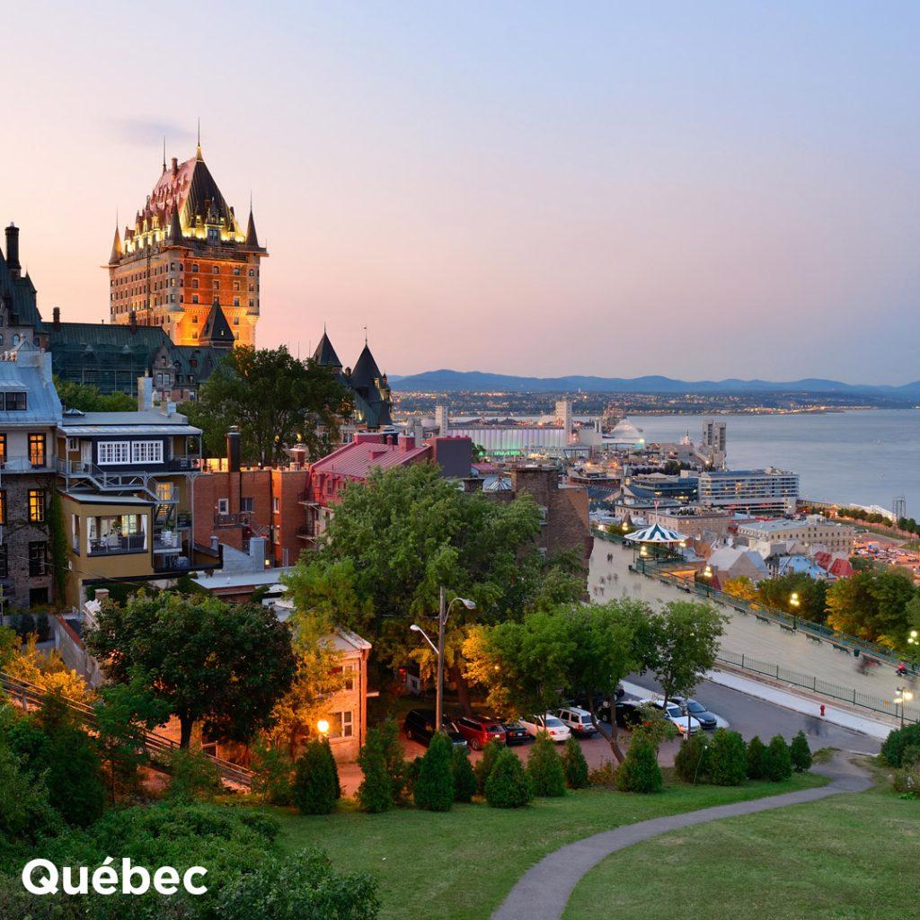 Quebec AFPR 2020