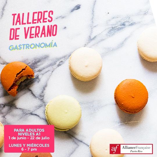 Sesión C_Talleres_Gastronomia