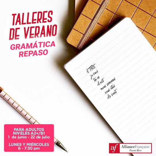Sesión C_Talleres_Gramatica Repaso