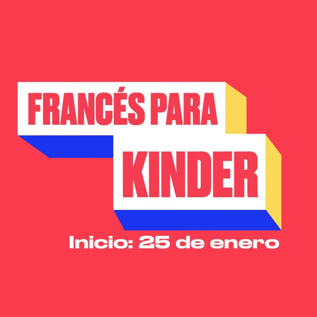 Clases de francés para Kinder con la Alliance Francaise Puerto Rico