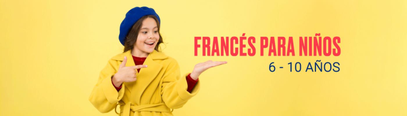Aprende Frances Kinder