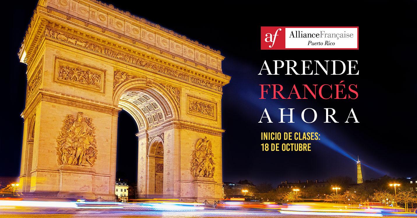 La Alliance Francaise de Puerto Rico ofrece cursos de francés para todas las edades